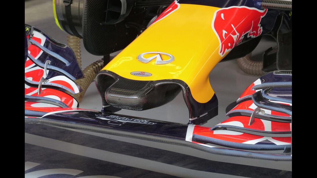 Red Bull - Formel 1 - GP China - Shanghai - 10. April 2015