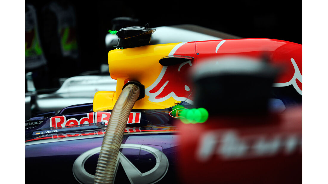 Red Bull - Formel 1 - GP China - Shanghai - 19. April 2014