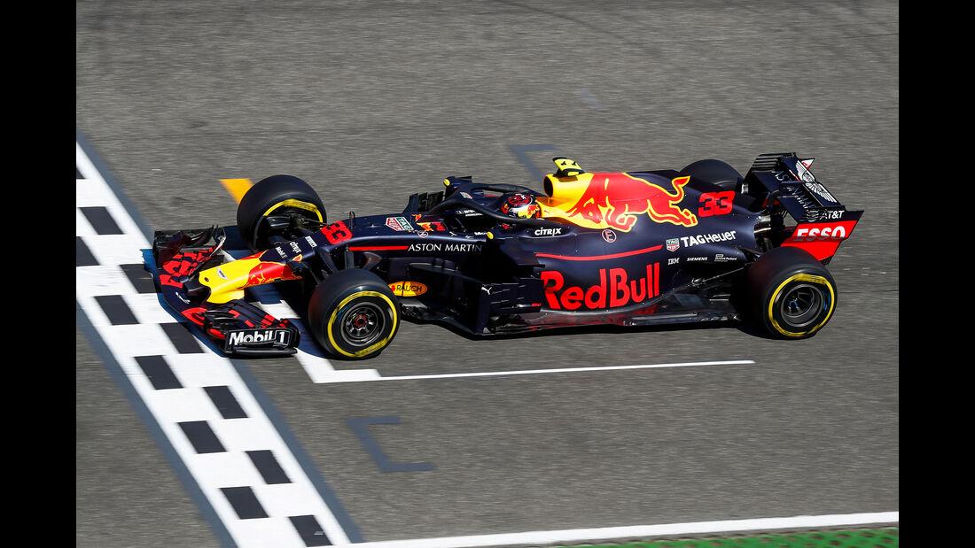 Red Bull - Formel 1 -GP Deutschland 2018