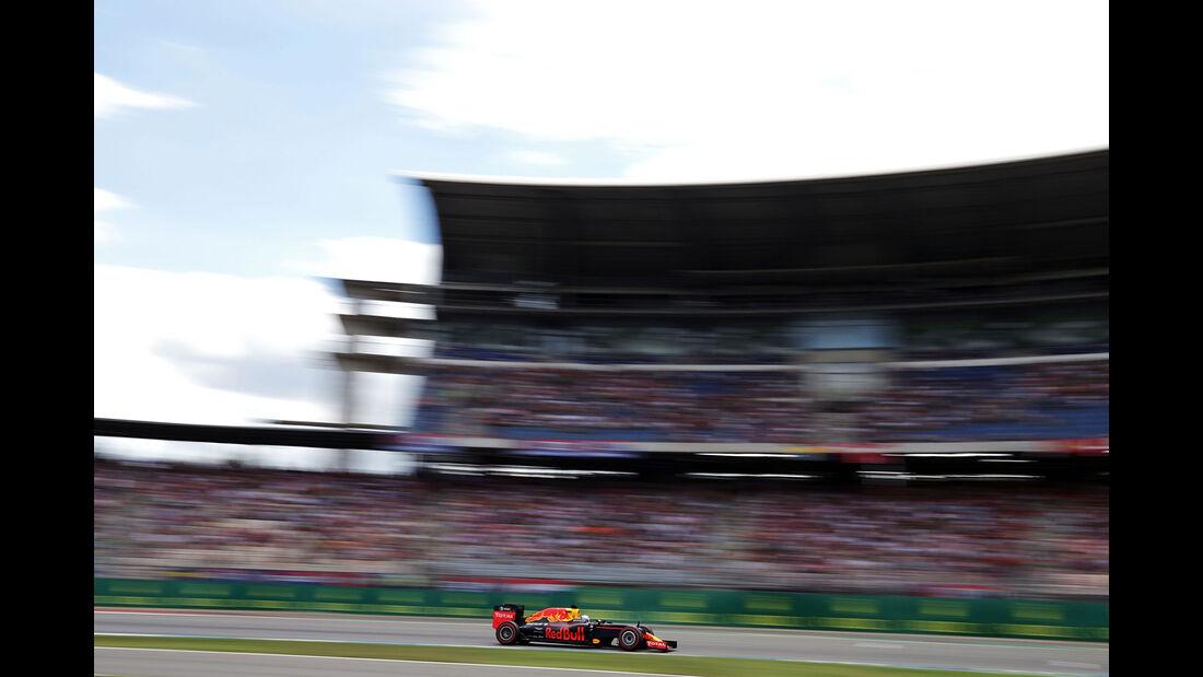 Red Bull  - Formel 1 - GP Deutschland - 30. Juli 2016