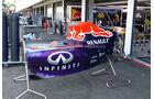 Red Bull - Formel 1 - GP Deutschland - Hockenheim - 17. Juli 2014