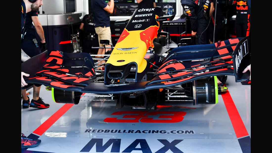 Red Bull - Formel 1 - GP Deutschland - Hockenheim 2019
