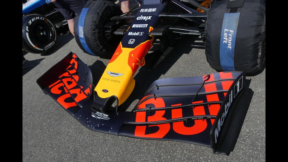 Red Bull - Formel 1 - GP Deutschland - Hockenheim - 25. Juli 2019