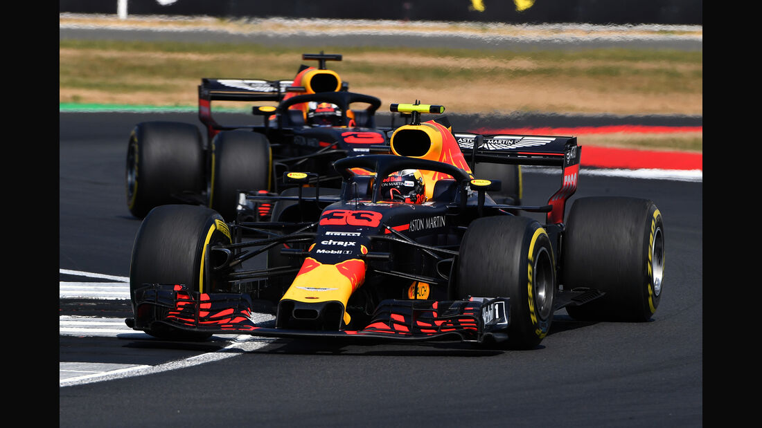 Red Bull - Formel 1 - GP England 2018