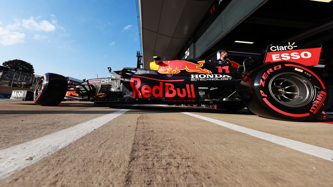 Red Bull - Formel 1 - GP England 2021