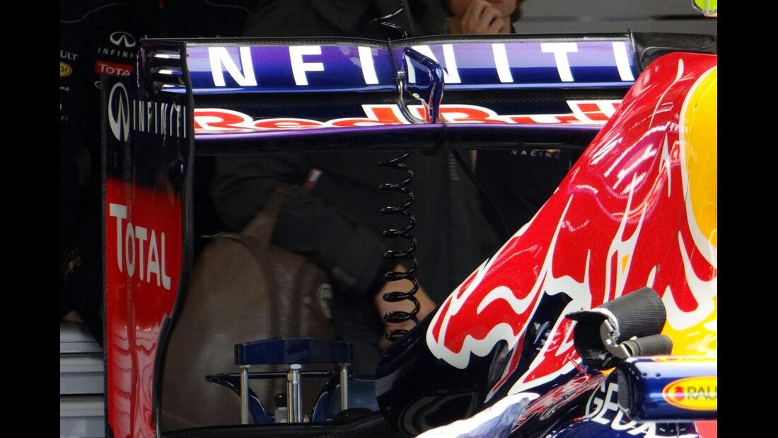 Red Bull - Formel 1 - GP England - 28. Juni 2013