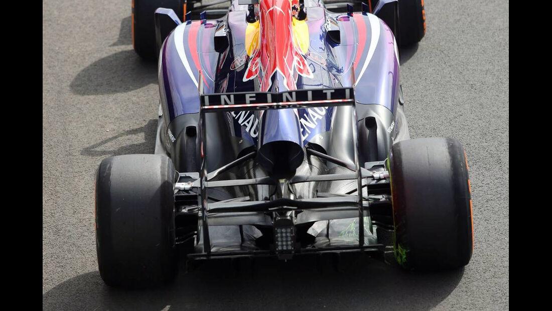 Red Bull - Formel 1 - GP England - 29. Juni 2013