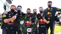 Red Bull - Formel 1 - GP England - Silverstone - 17. Juli 2021