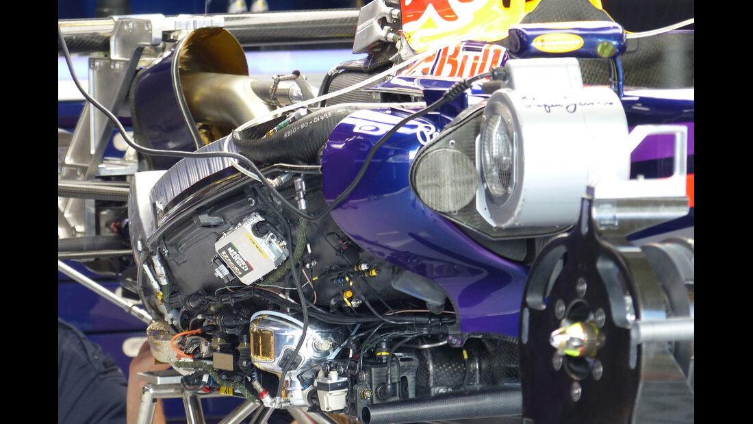 Red Bull - Formel 1 - GP England - Silverstone - 3. Juli 2014