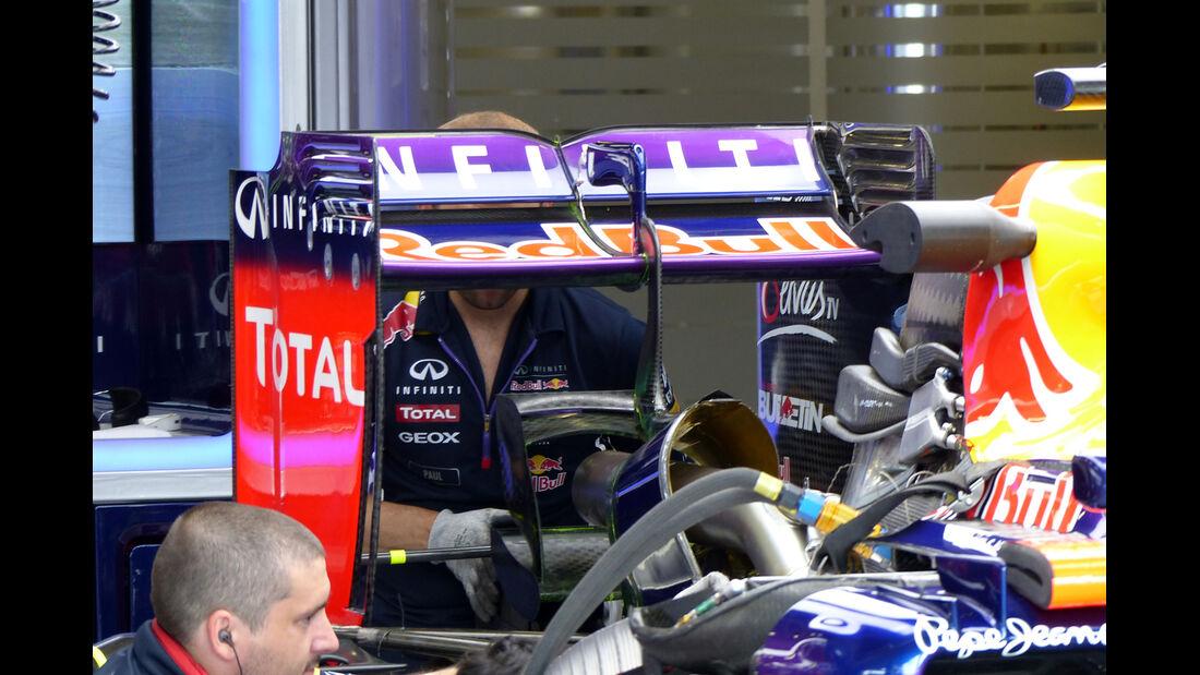 Red Bull - Formel 1 - GP England  - Silverstone - 4. Juli 2014