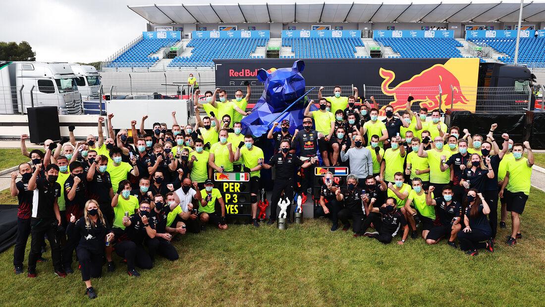 Red Bull - Formel 1 - GP Frankreich 2021