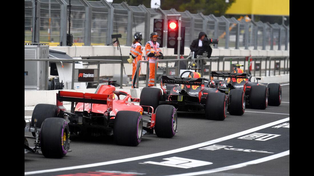 Red Bull - Formel 1 - GP Frankreich - Circuit Paul Ricard - Le Castellet - 23. Juni 2018