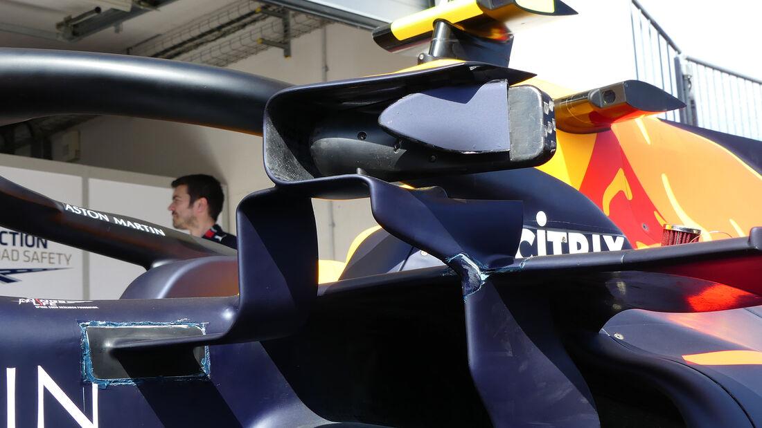 Red Bull - Formel 1 - GP Frankreich - Le Castellet - 20. Juni 2019