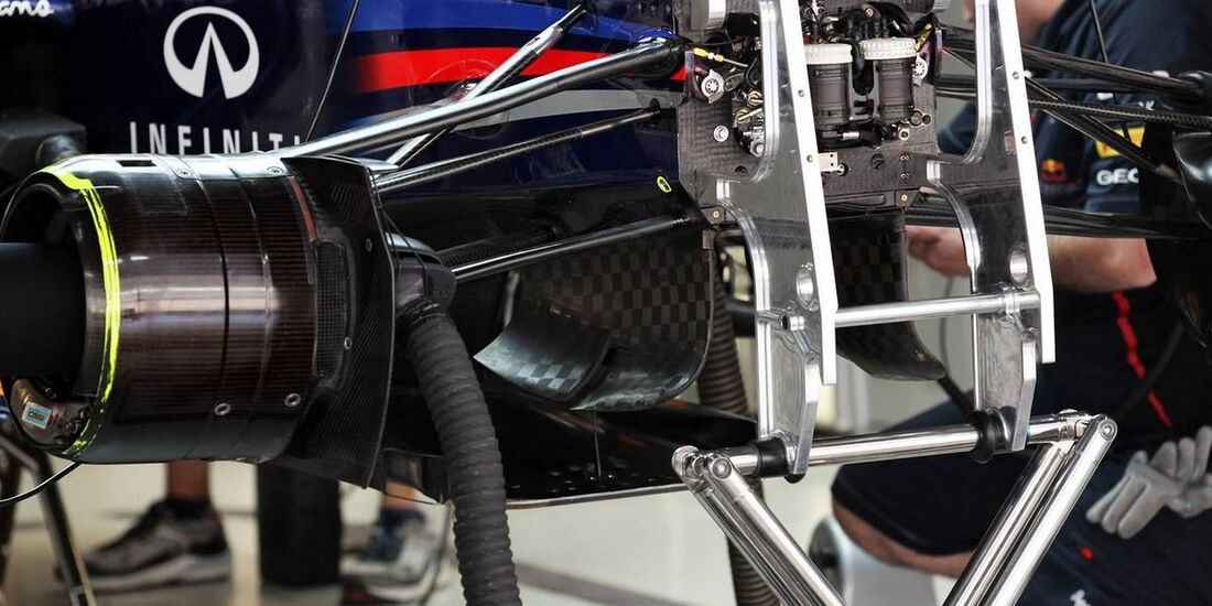 Red Bull - Formel 1 - GP Indien - 26. Oktober 2012