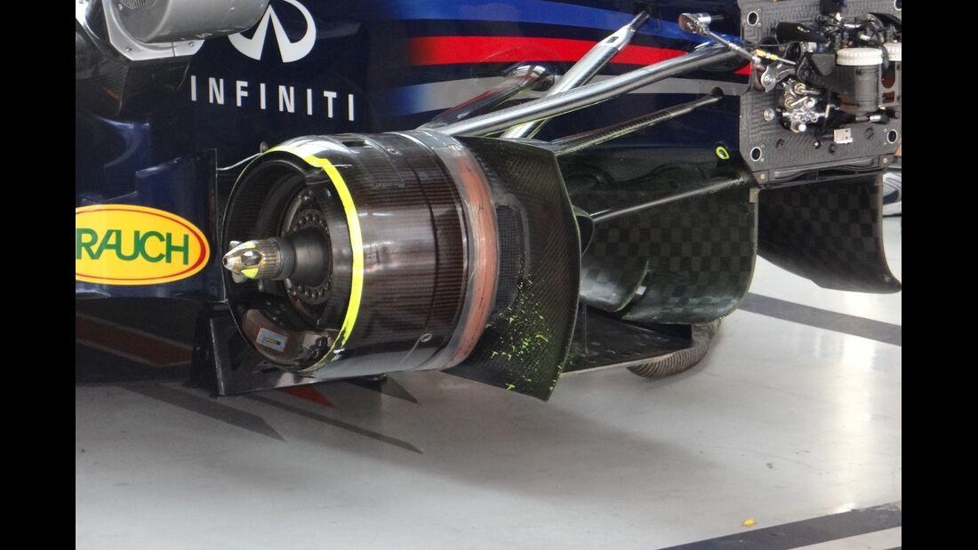 Red Bull - Formel 1 - GP Indien - 27. Oktober 2012