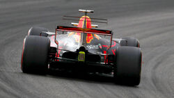 Red Bull - Formel 1 - GP Italien 2017