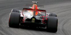 Red Bull - Formel 1 - GP Italien 2017