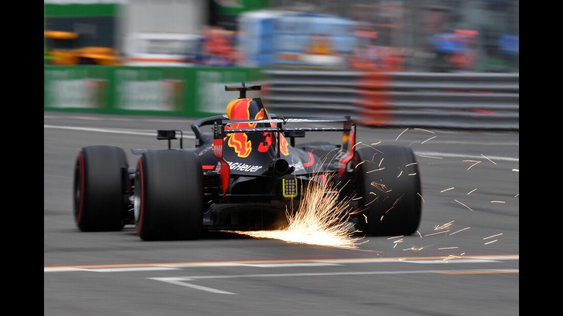 Red Bull - Formel 1 - GP Italien - 2018