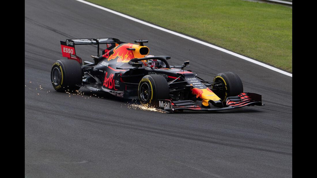 Red Bull - Formel 1 - GP Italien - Monza - 2019