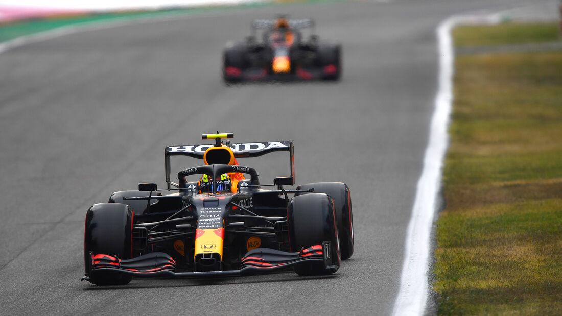 Red Bull - Formel 1 - GP Italien - Monza - 2021