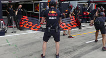 Red Bull - Formel 1 - GP Italien - Monza - 5. September 2019