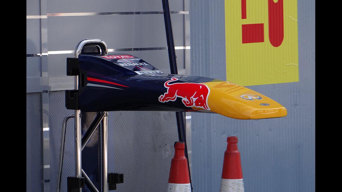 Red Bull - Formel 1 - GP Italien - Monza - 6. September 2013