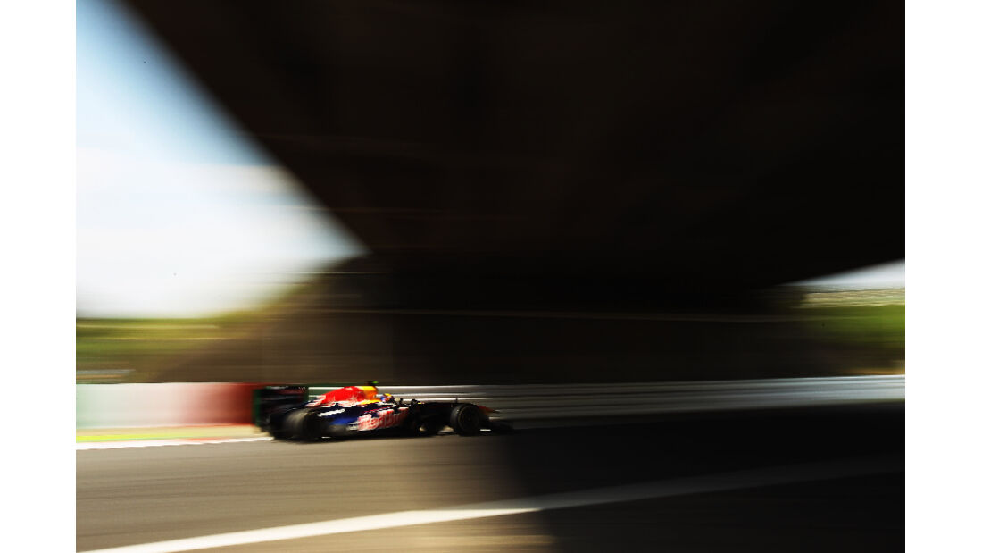 Red Bull  - Formel 1 - GP Japan - 07. Oktober 2011