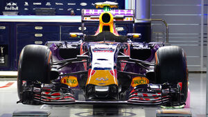 Red Bull - Formel 1 - GP Japan - Suzuka - 24. September 2015