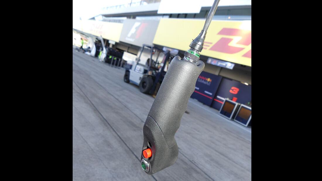 Red Bull - Formel 1 - GP Japan - Suzuka - 4. Oktober 2017