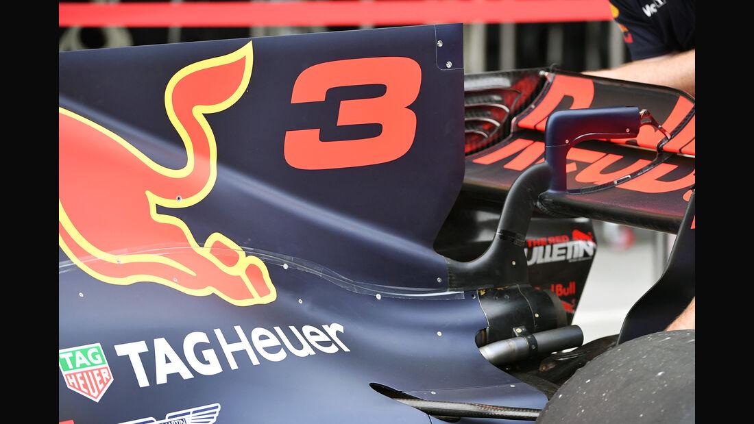 Red Bull - Formel 1 - GP Japan - Suzuka - 6. Oktober 2017