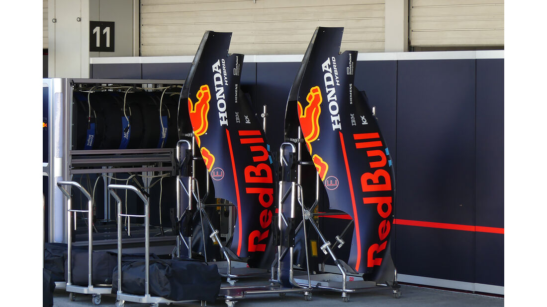 Red Bull - Formel 1 - GP Japan - Suzuka - 9. Oktober 2019