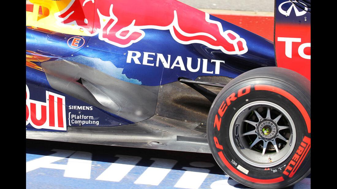 Red Bull - Formel 1 - GP Kanada - 10. Juni 2012