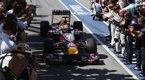 Red Bull - Formel 1 - GP Kanada 2013