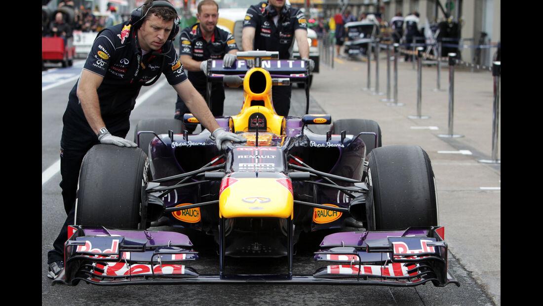 Red Bull - Formel 1 - GP Kanada - 7. Juni 2013