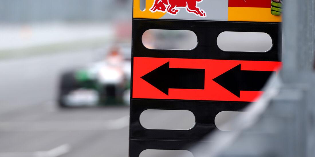 Red Bull - Formel 1 - GP Kanada - 8. Juni 2013