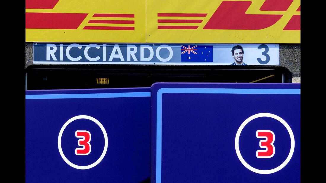 Red Bull - Formel 1 - GP Kanada - Montreal - 3. Juni 2015