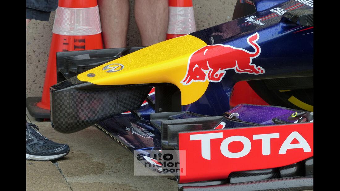 Red Bull - Formel 1 - GP Kanada - Montreal - 5. Juni 2014