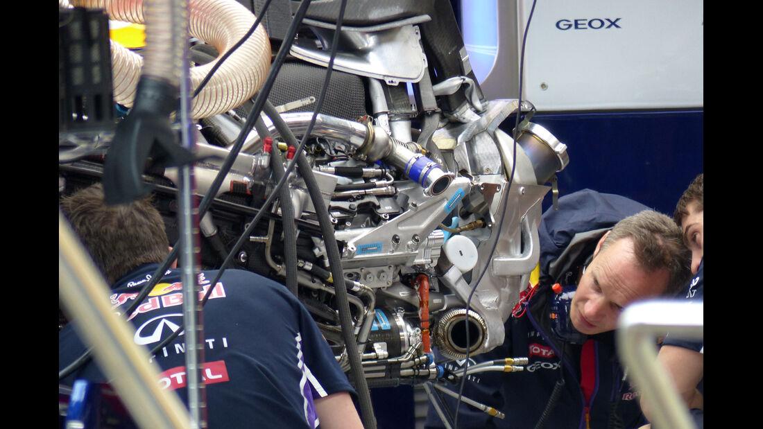 Red Bull - Formel 1 - GP Kanada - Montreal - 6. Juni 2014