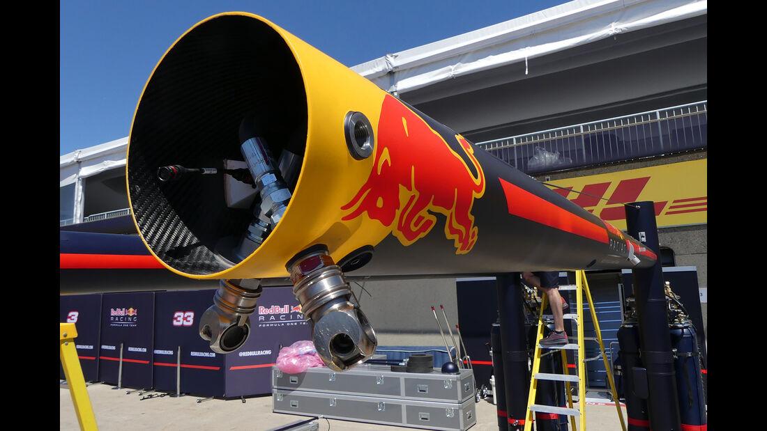 Red Bull - Formel 1 - GP Kanada  - Montreal - 7. Juni 2017