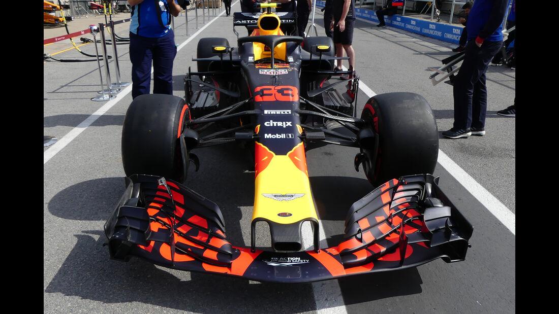 Red Bull - Formel 1 - GP Kanada - Montreal - 7. Juni 2018