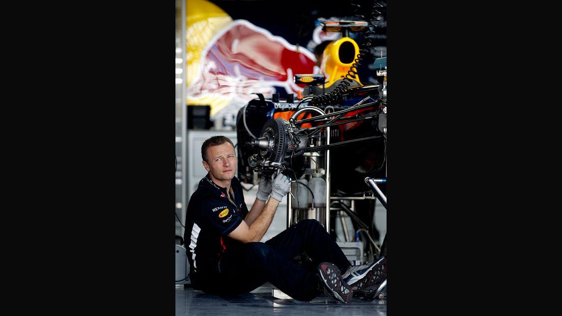 Red Bull - Formel 1 - GP Korea - 11. Oktober 2012