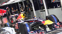 Red Bull - Formel 1 - GP Korea - 14. Oktober 2011