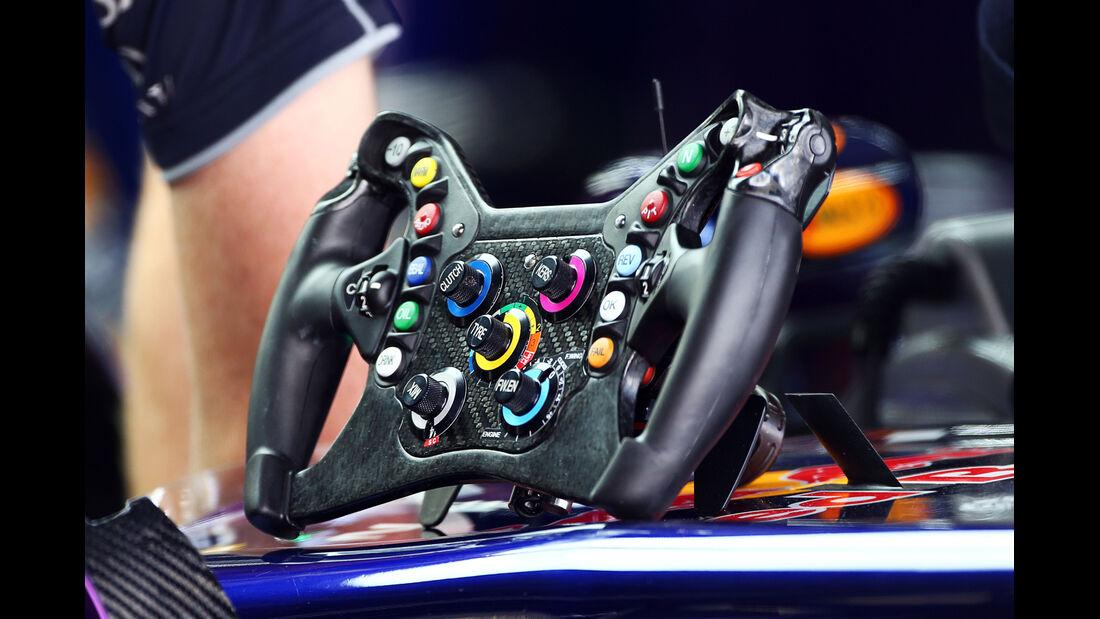 Red Bull - Formel 1 - GP Korea - 4. Oktober 2013