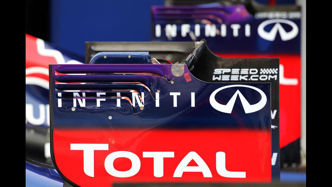 Red Bull - Formel 1 - GP Korea - 5. Oktober 2013