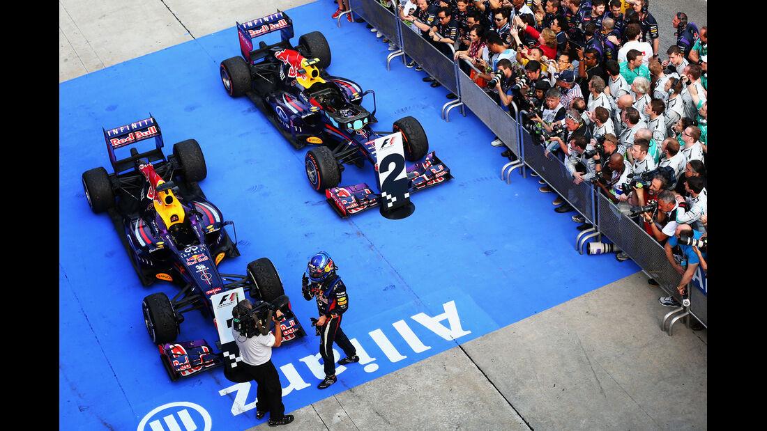 Red Bull - Formel 1 - GP Malaysia 2013