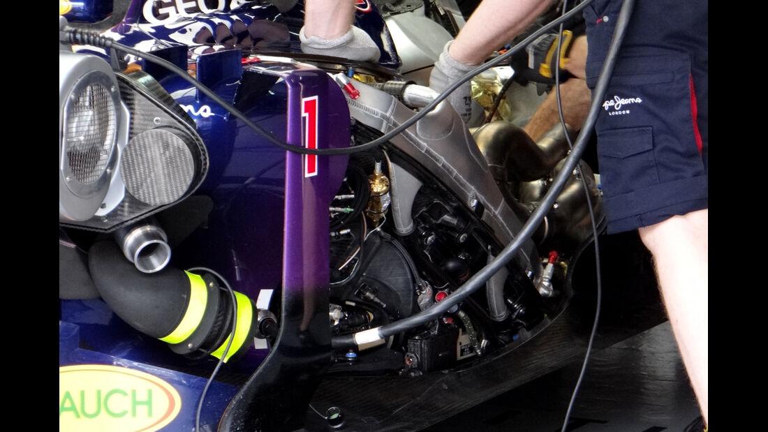 Red Bull - Formel 1 - GP Malaysia - 22. März 2013