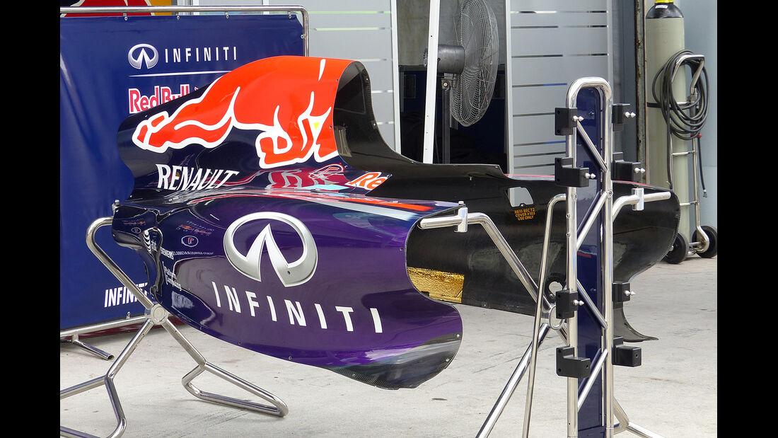 Red Bull - Formel 1 - GP Malaysia - 26. März 2014