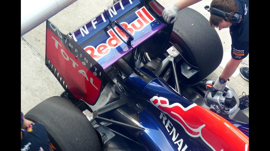 Red Bull - Formel 1 - GP Malaysia - Sepang - 28. März 2014