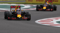 Red Bull - Formel 1 - GP Mexiko 2016