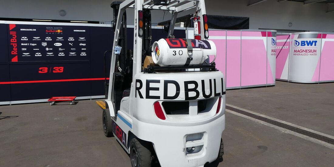Red Bull - Formel 1 - GP Mexiko - 24. Oktober 2018